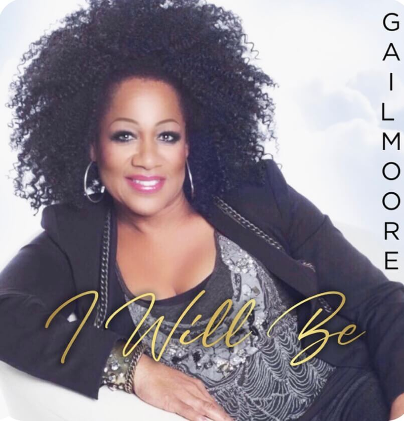 Gail Moore's cover for I Will Be